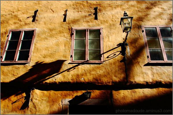 Fenêtres sur ombres!