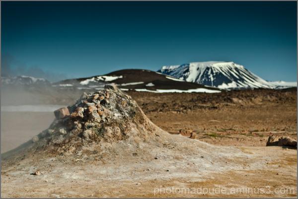 Petit volcan deviendra grand