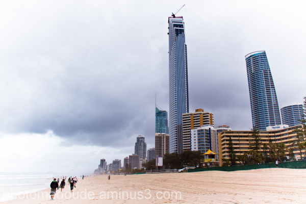 Welcome to Surfers Paradise
