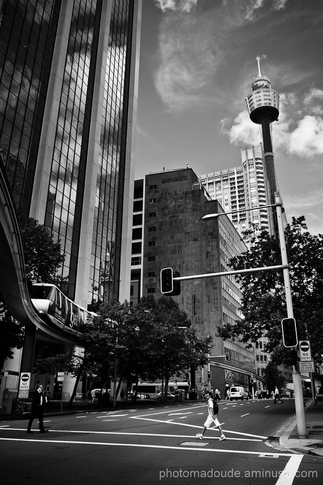 Sydney, Australie, Sydney Tower