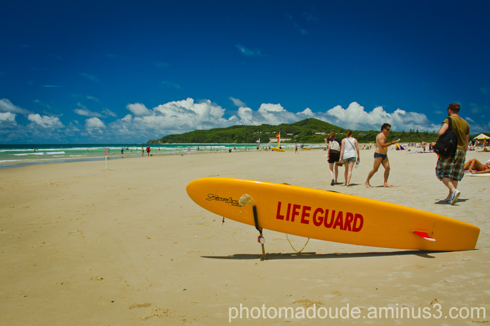 Australie, Byron Bay, Beach