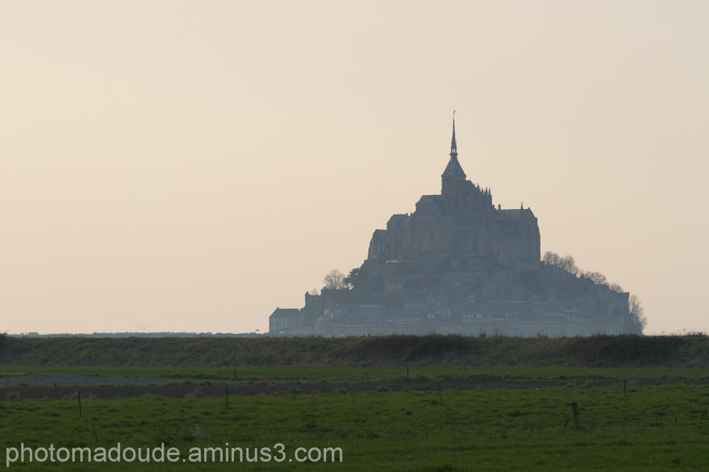 Mont St Michel, Normandie