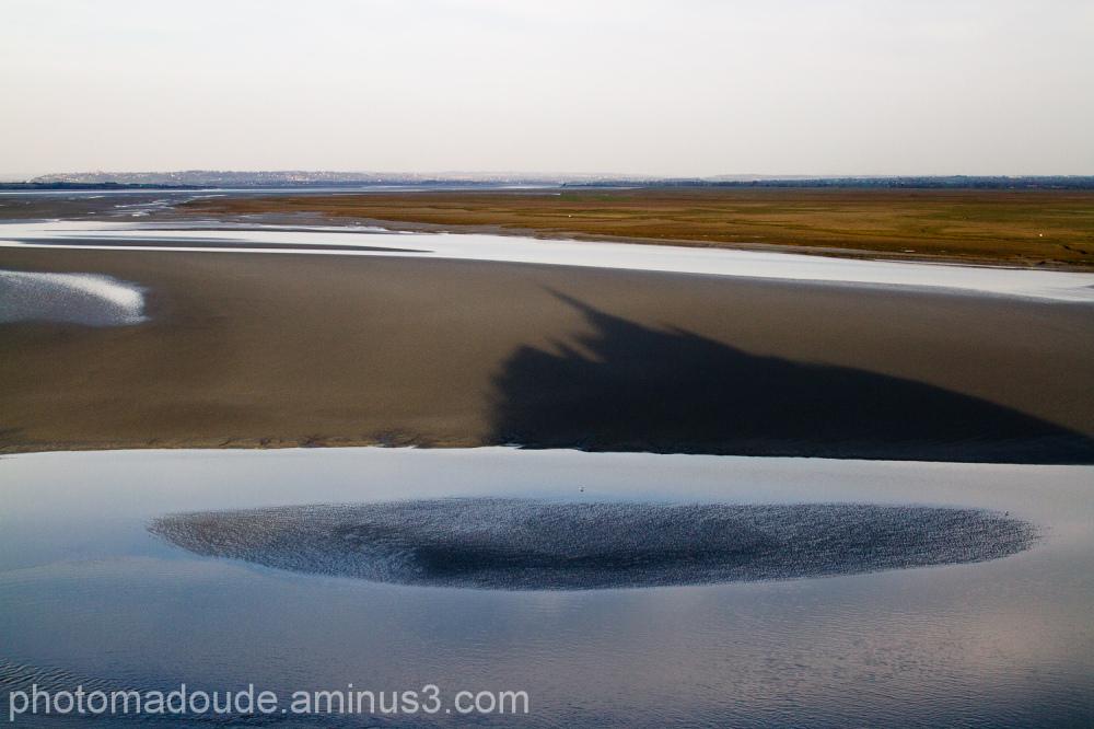 Baie du Mt St Michel, Normandie