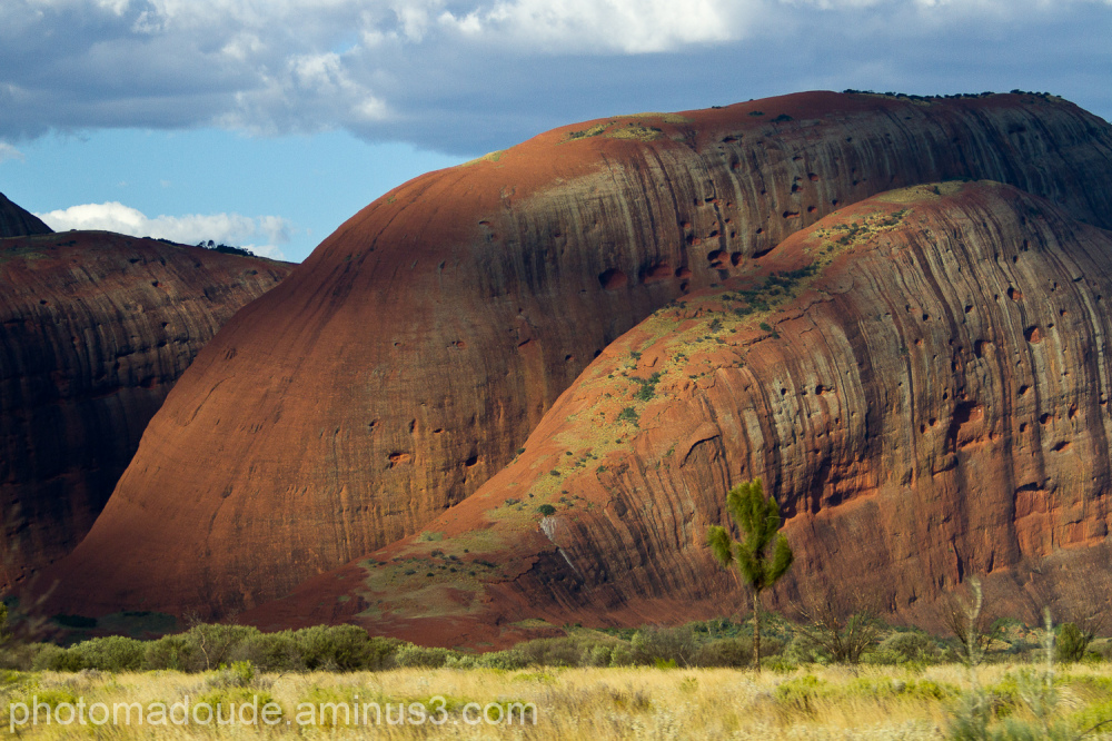 Kata Tjuta, Mt Olga, Australie, Desert