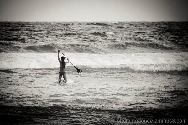 Australie, Ocean, Paddle Board