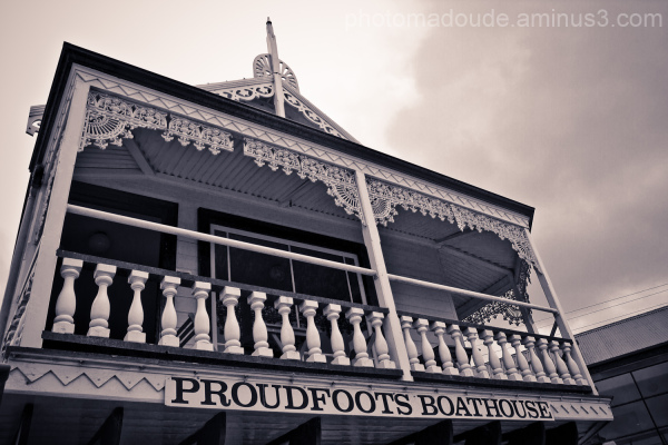 PROUDFOOTS BOATHOUSE