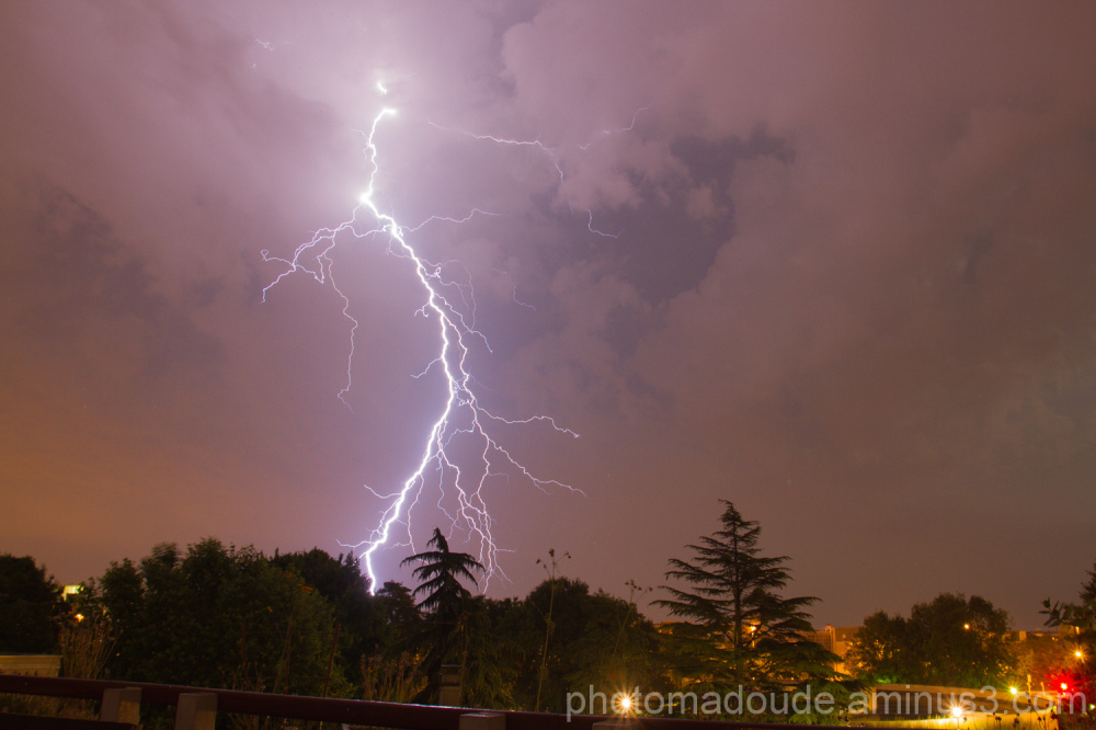 Storm at Home