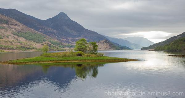 L' îlot du Loch