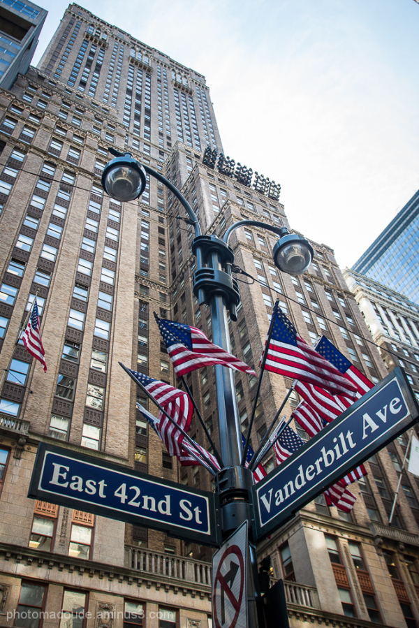 Flags Street