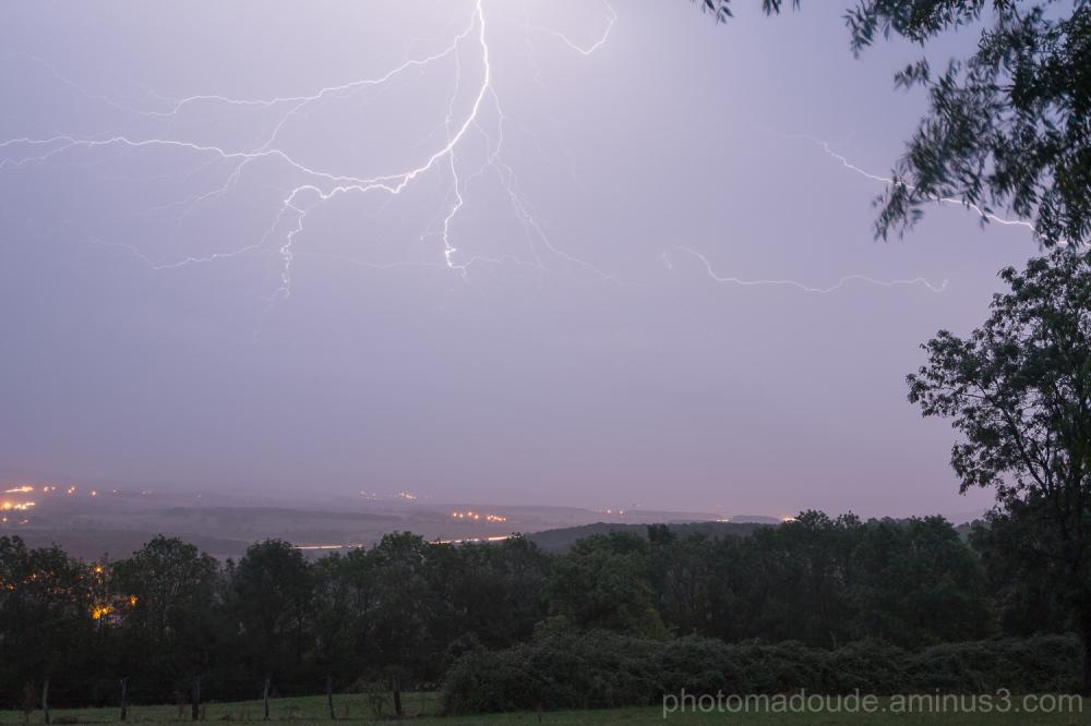 Rainning Storm