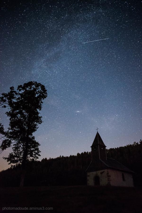 Sous les étoiles...filantes