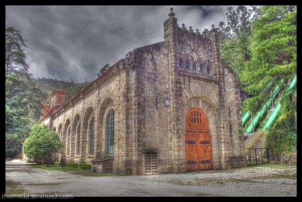 Monasterio del Tambre HDR
