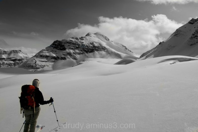 Backcountry, Skiing, Touring, Mountain, Glacier,