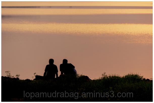 An evening in Doladanga, Purulia,West Bengal,India