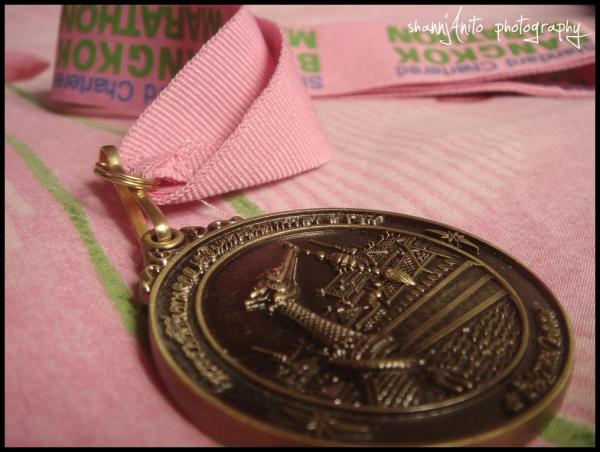 marathon medail