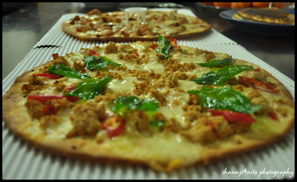 new year pizzas