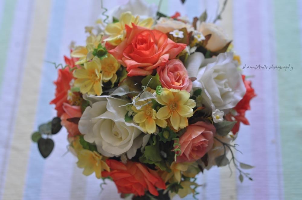 fake flowers 2