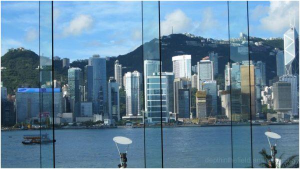 Breakfast at the Hong Kong International Hotel