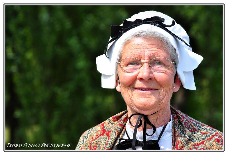 Normandie Normands costume folklore Epouville