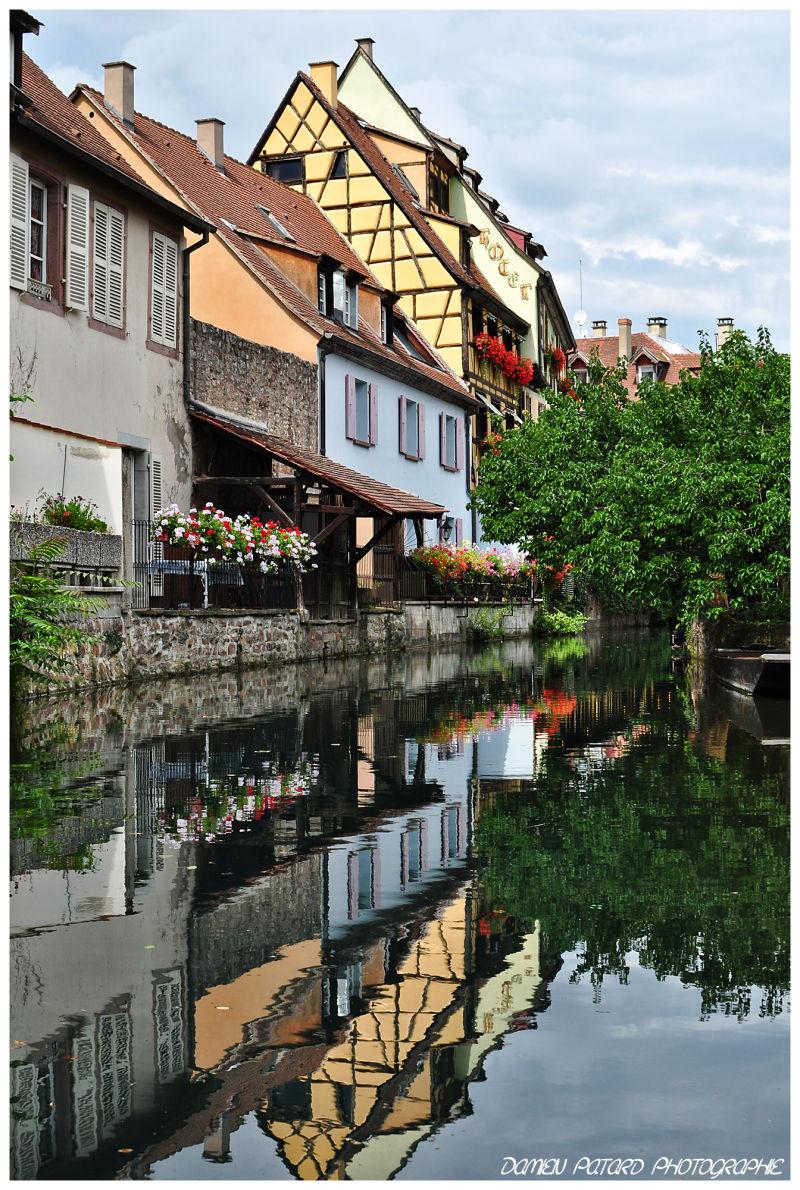 Colmar Alsace colombage maison petite France