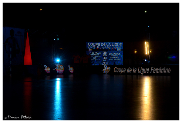 Coupe Ligue LFH Handball Havre HAC Arvor 2011