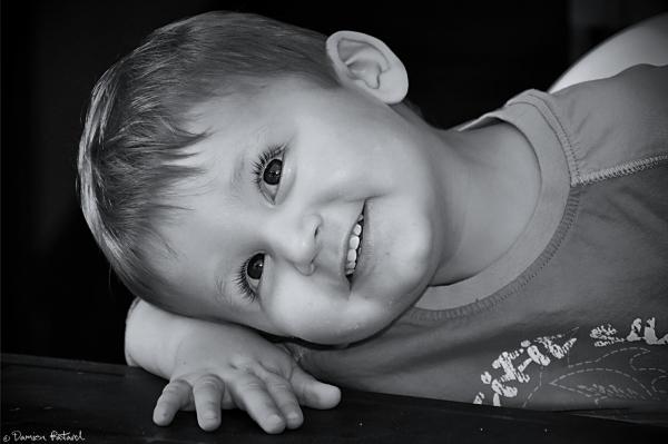 noir blanc portrait enfant garçon photo