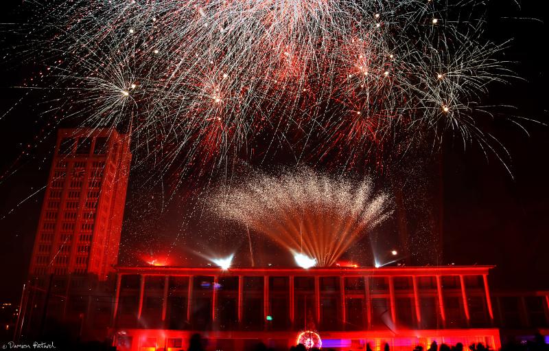 Havre, inauguration, tramway, spectacle, CODAH