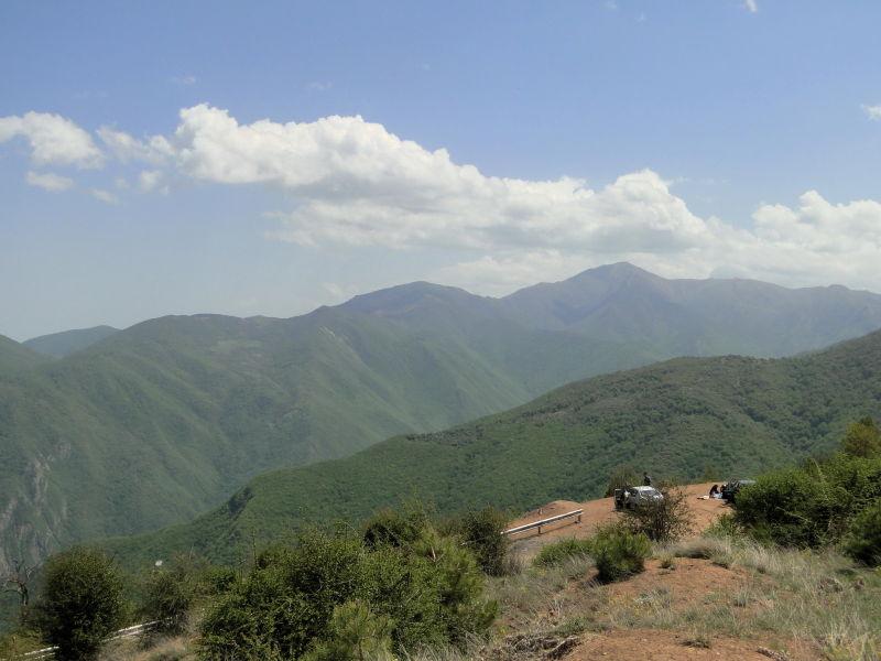 tooskestan road to Shahroud