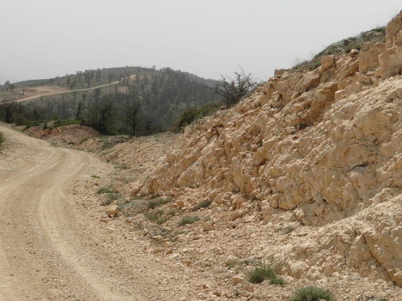 derazno road