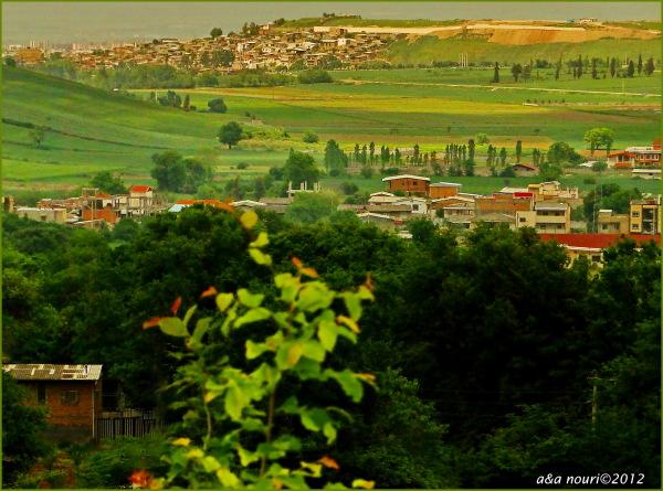 Tushan village