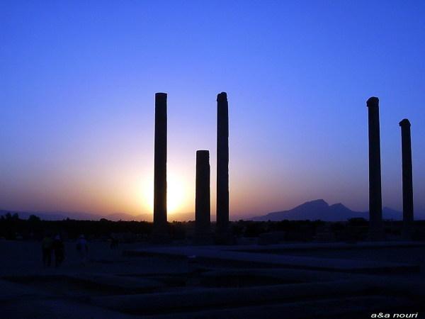 sunset of a civilization