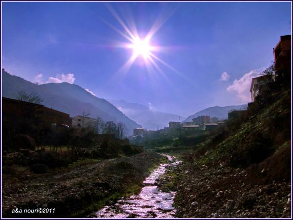 Ziarat village