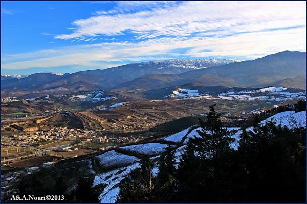 Gorgan peak