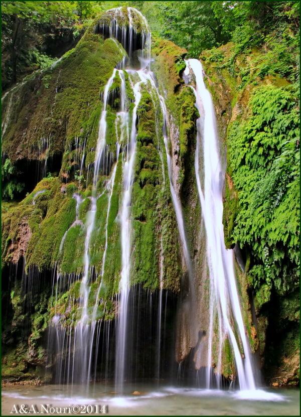 kabudwall waterfall