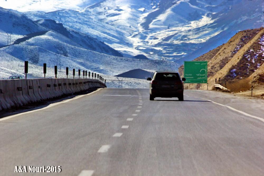 travel to Tehran