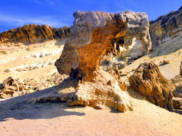 wonders of Hengam island