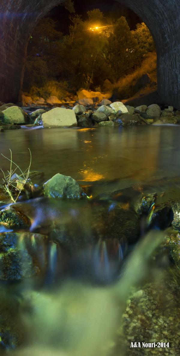 river night shot