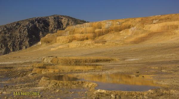 Iran-Mazandaran-badabsourt springs