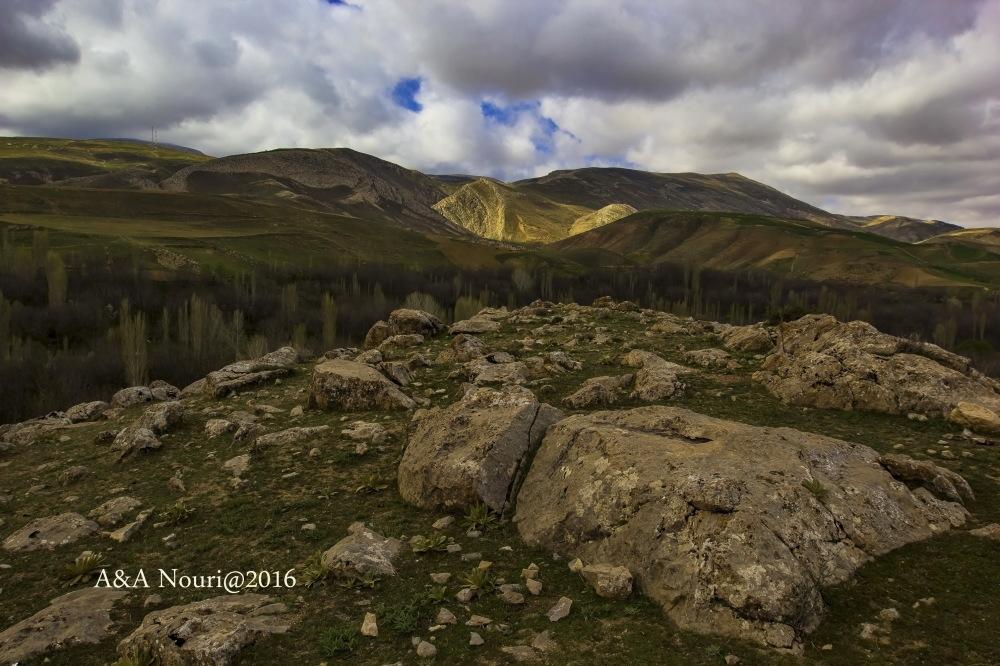 Iran-North Khorasan-Chenaran