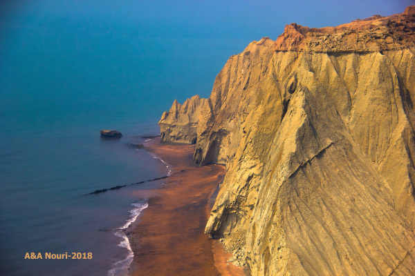 Iran-Persian gulf-Hormuz island