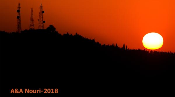sun farewell