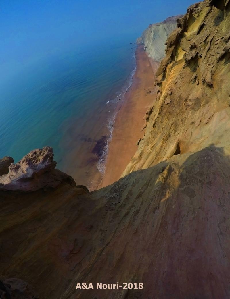 Hormuz island mysteries