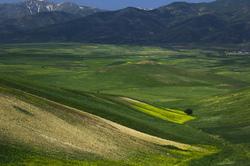 nature of Iran north west