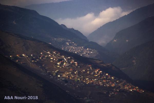 Mazandaran villages