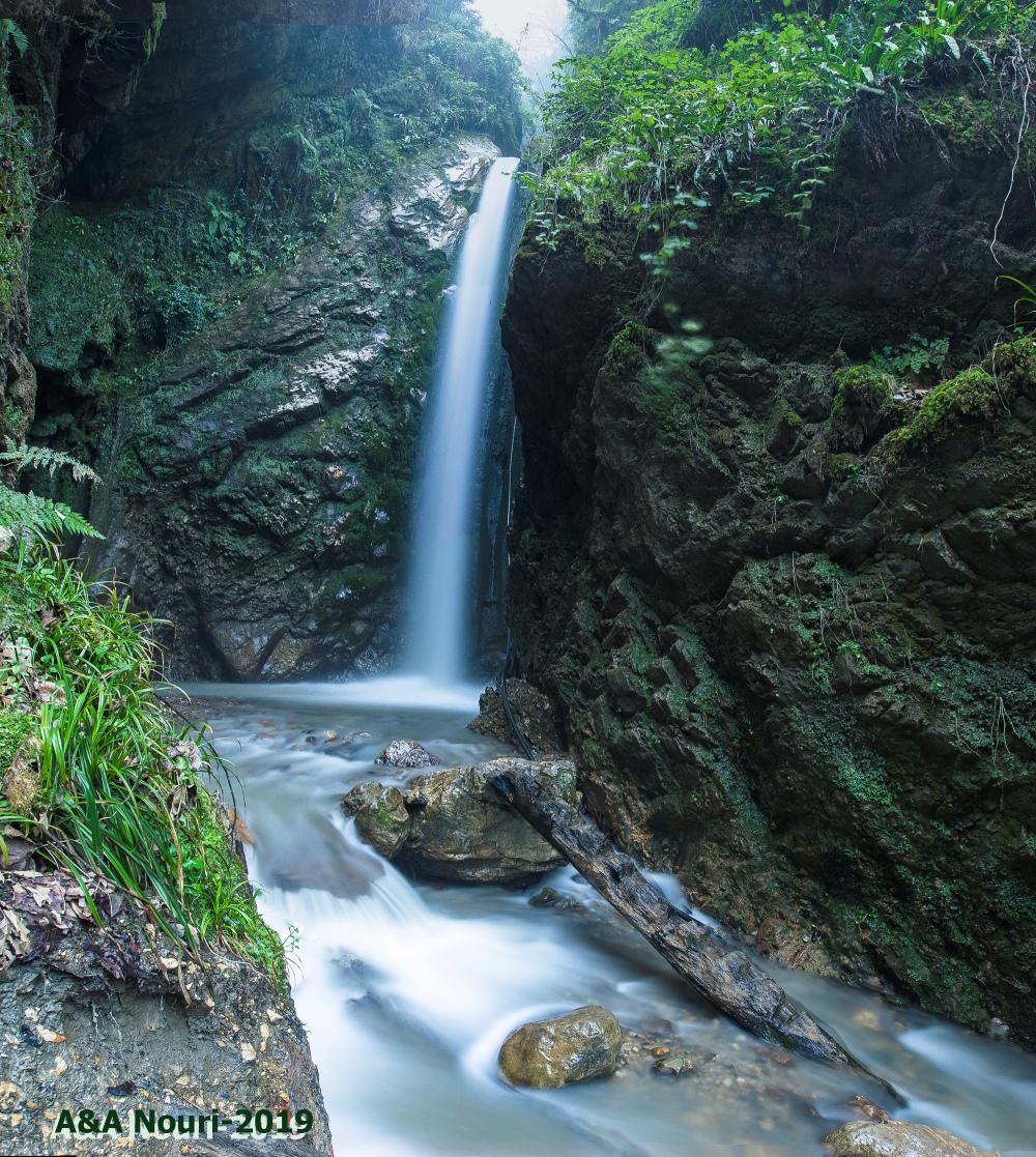 sangdarka waterfall