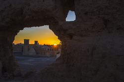 sunrise of antiquity