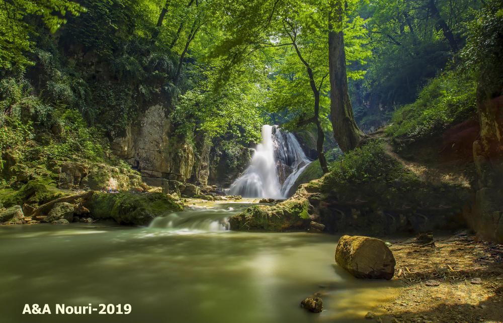 Loveh Waterfall