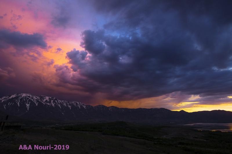 magic twilight colors
