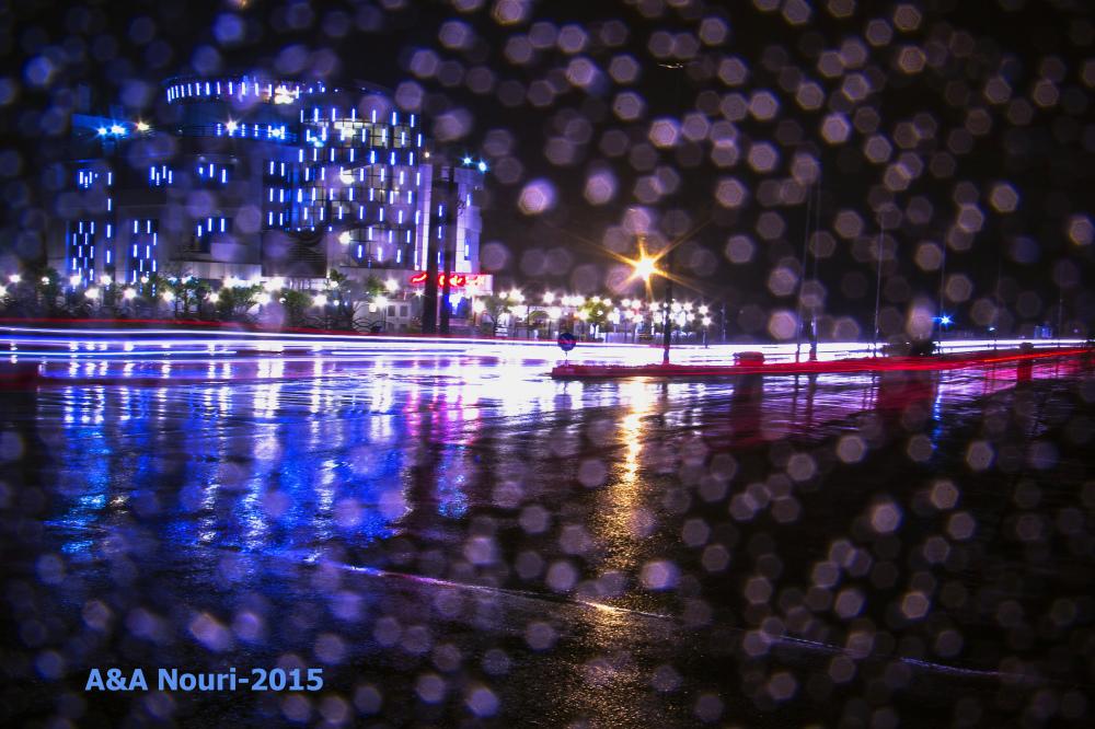 rainy bokes