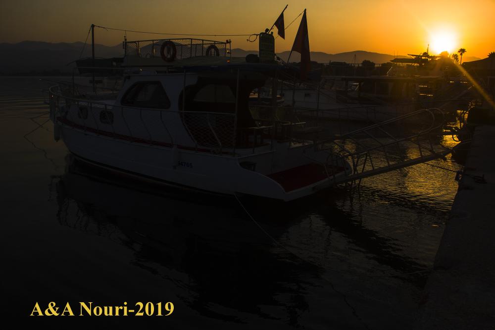 Fethiyeh sunrise